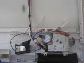 Dishwasher detergent dispenser repair guide for Ge dishwasher motor replacement