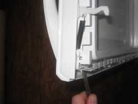 Ge Spacesaver Microwave Handle Replacement