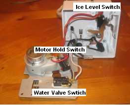 Icemakerlayout1 ge icemaker repair Maytag Ice Maker Wiring-Diagram at soozxer.org