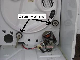 Noisy Whirlpool Dryer Repair Guide