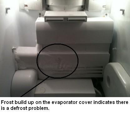 GE ClimateKeeper Dual Evaporator System Fresh Food Not Cooling