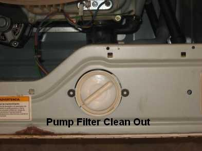 Pump Clean Out