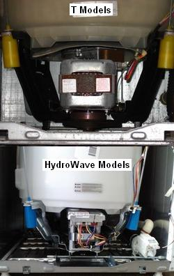 HydroWave vs T model