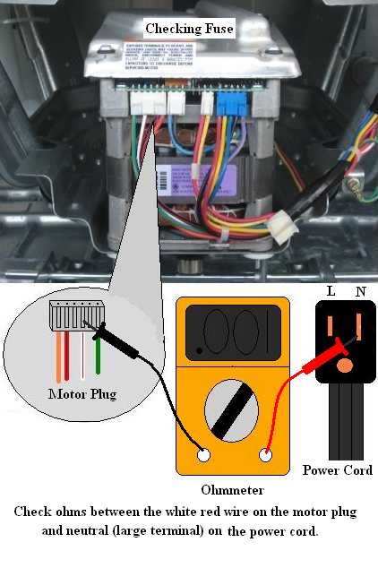 hydrowavefusecheck hydrowave ge washer repair guide ge washer motor wiring diagram at cos-gaming.co