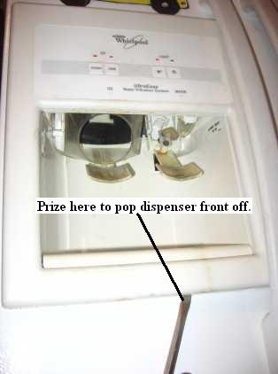 Ice Dispenser Repair Guide
