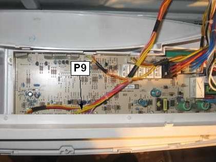 ge front loader washer motor and inverter testing. Black Bedroom Furniture Sets. Home Design Ideas
