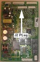 Ge climatekeeper dual evaporator system freezer not freezing for Ge refrigerator evaporator fan motor problems