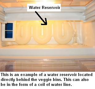 ge refrigerators not dispensing water