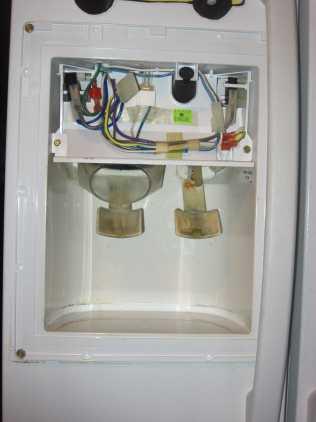 Ice Dispenser Repair Guide